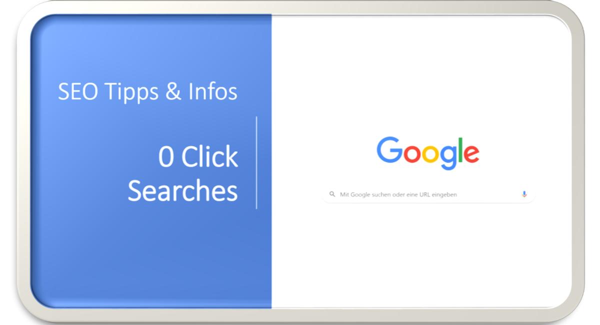 SEO Tipps für 0 Click Searches